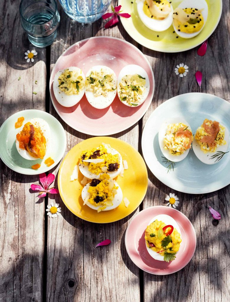 gevulde eieren - delicious
