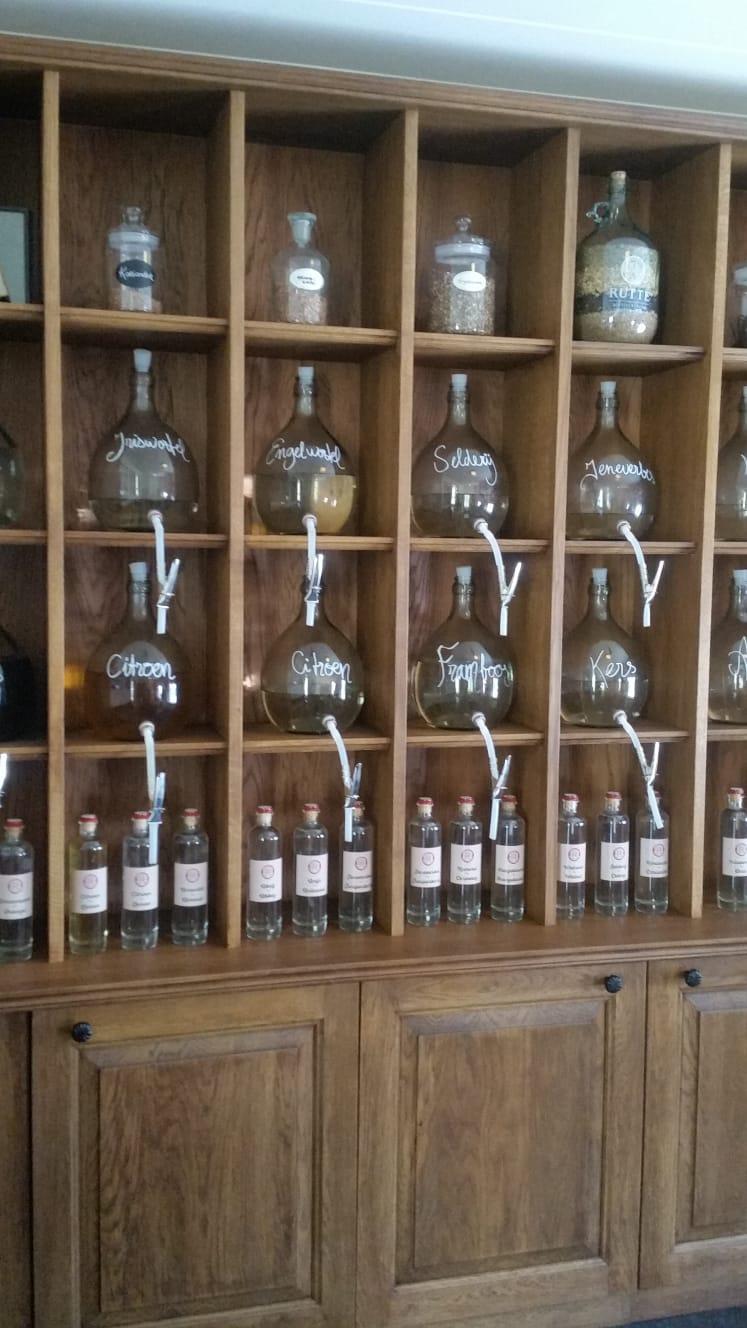 delicious. ontdekt: botanische distillaten voor genever, gin en likeur