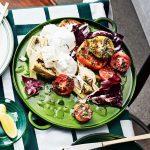 artisjokken-tomatensalade burrata - delicious