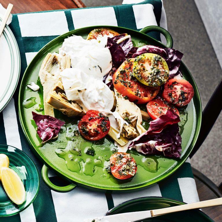 Onze favoriete gerechten met overheerlijke burrata