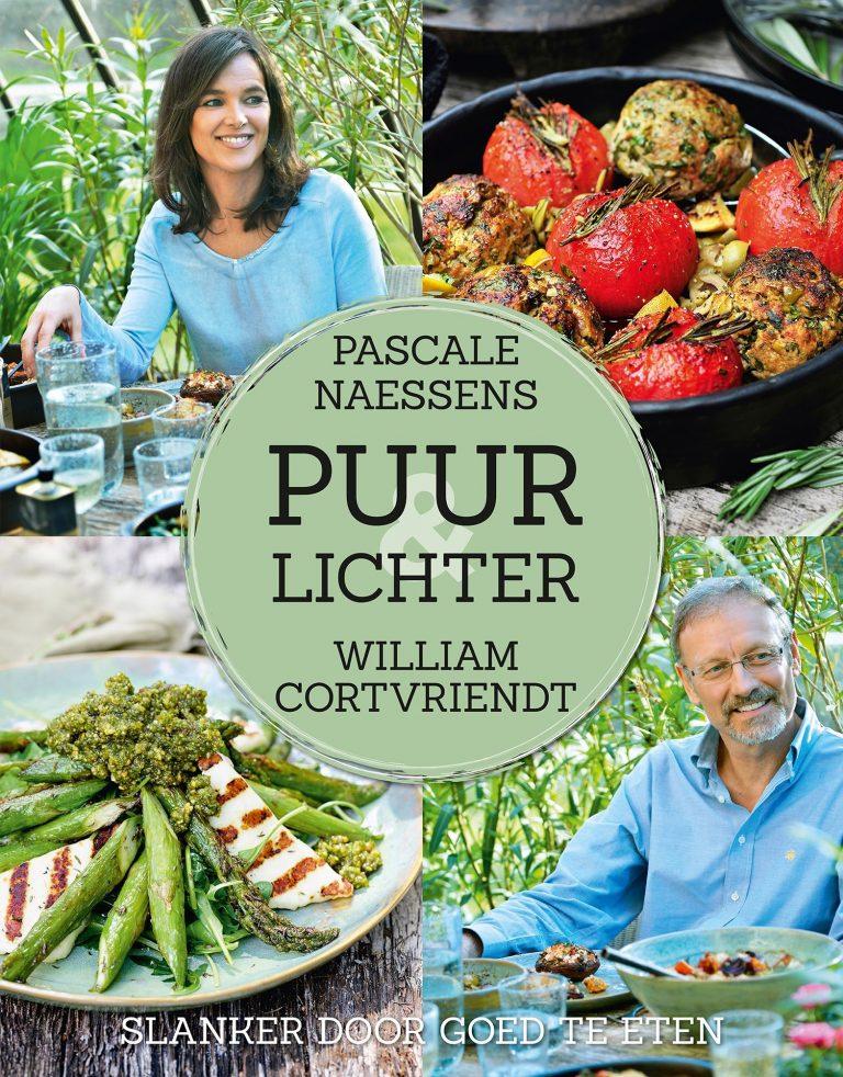 WIN: 5x Pascale Naessens' nieuwe kookboek 'Puur & Lichter'
