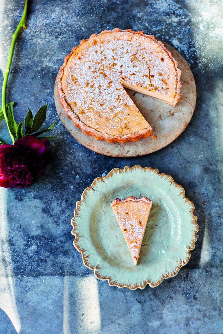 Jamie Oliver: Amalfi-citroentaart