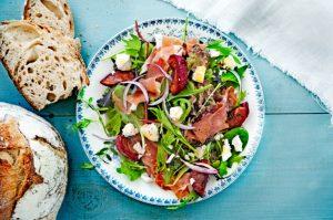 limbugse salade - delicious