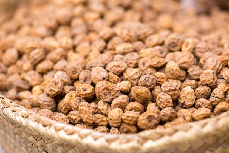 Nieuwe foodtrend: de tijgernoot (eet jij 'm al?)