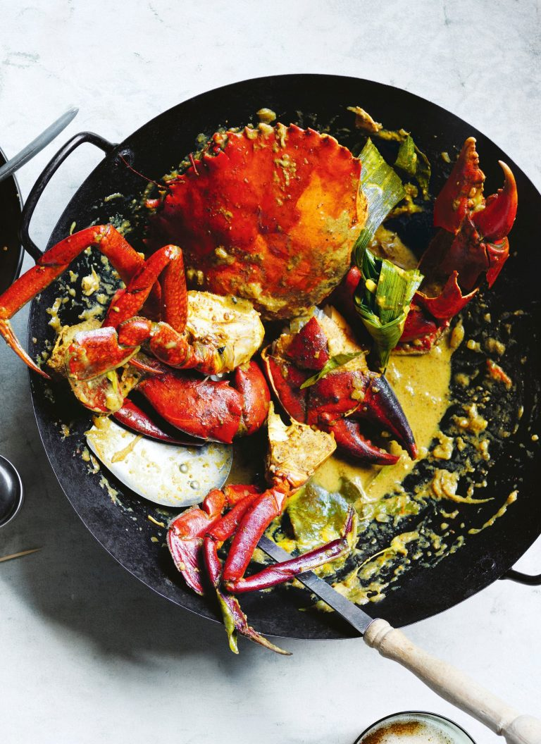 krabcurry - delicious