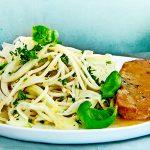 venkelspaghetti - delicious