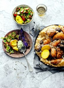 aardappels zoutkorst - delicious