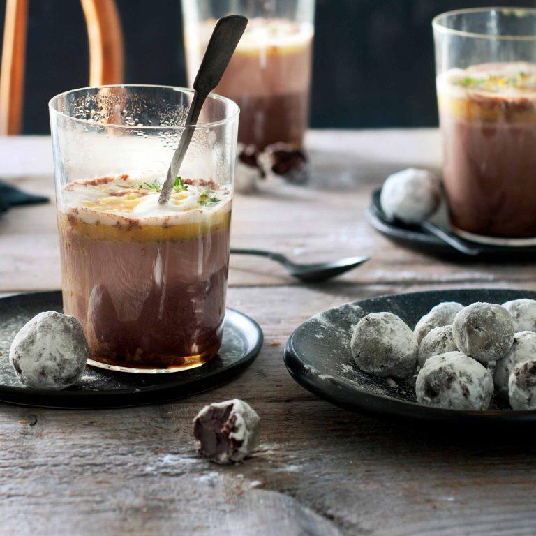 chocolade-tijmtruffels