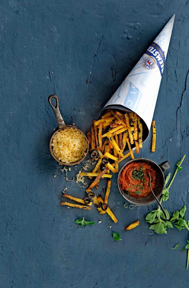 polentafriet - delicious