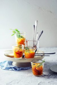 wortelgranita - delicious