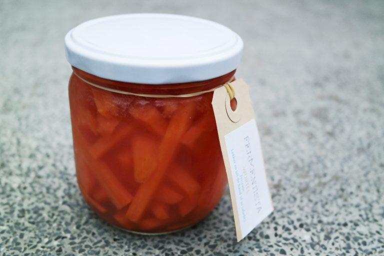 worteltjes fermentatie - DELICIOUS