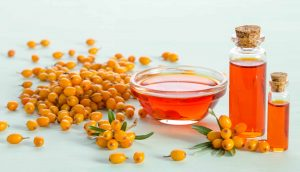 Sea buckthorn - delicious