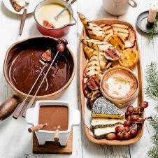 chocoladefondue delicious.