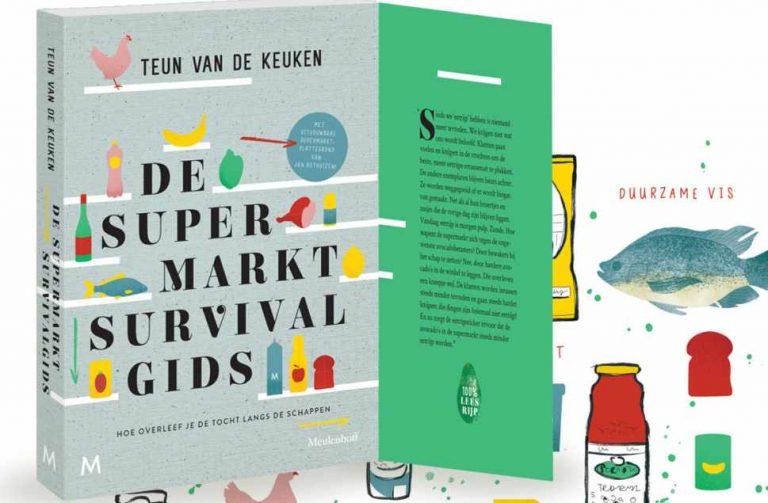 delicious. kookboekentip: De Supermarkt Survivalgids van Teun van de Keuken