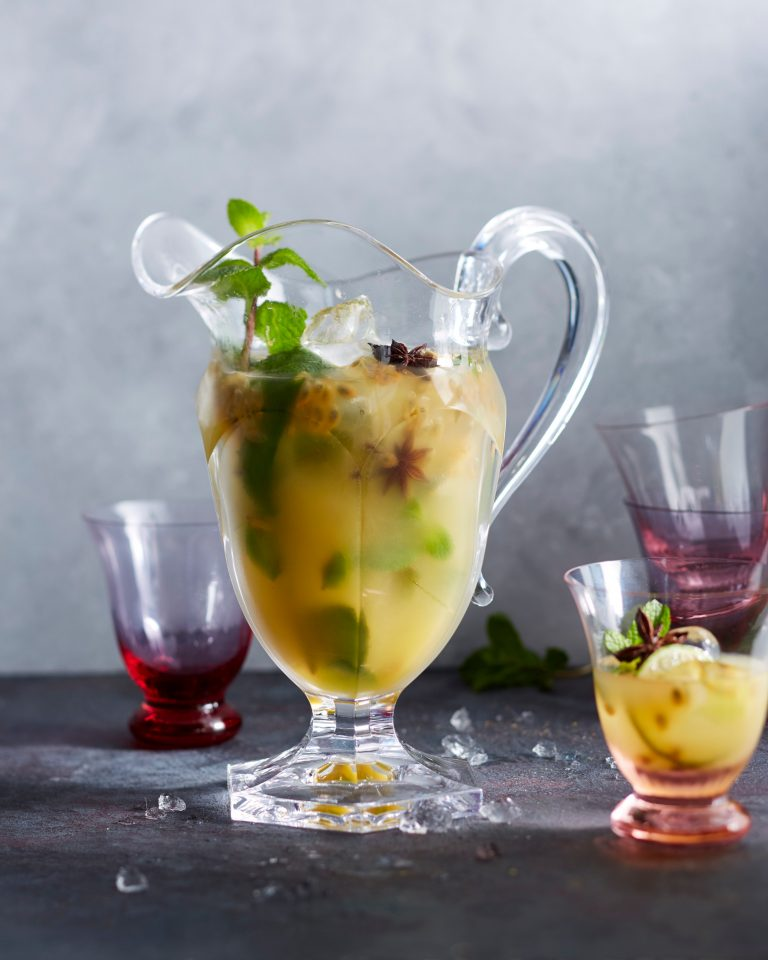alcoholvrije passion sangria