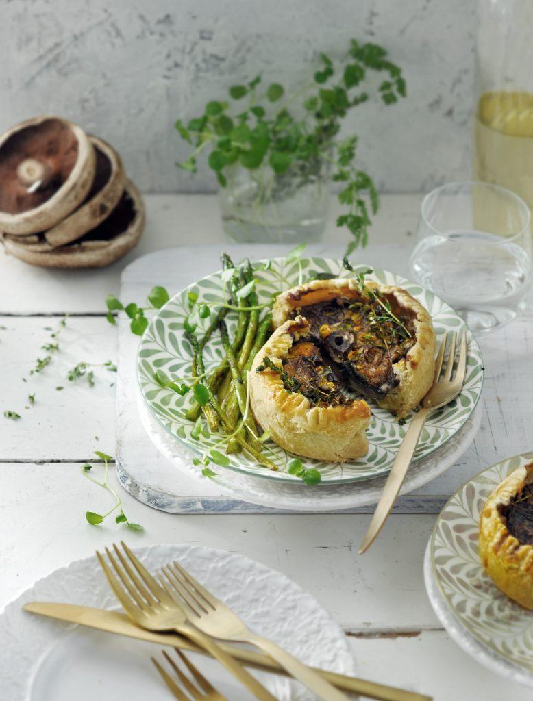 portobelloquiche met oude kaas delicious.