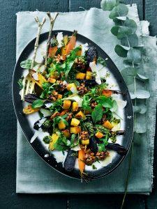 wortelsalade delicious.