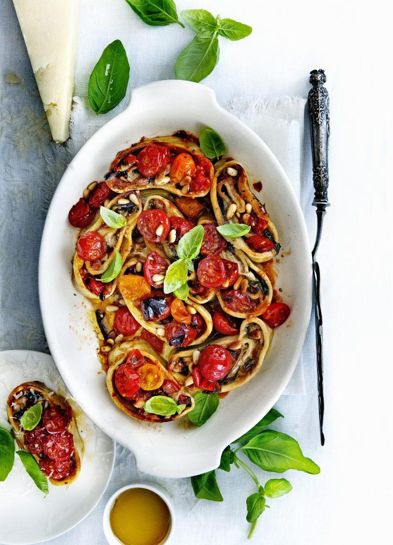 aubergine rotolo pastarol