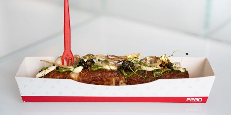 Leuk: dit chique restaurant gaat een samenwerking aan met FEBO