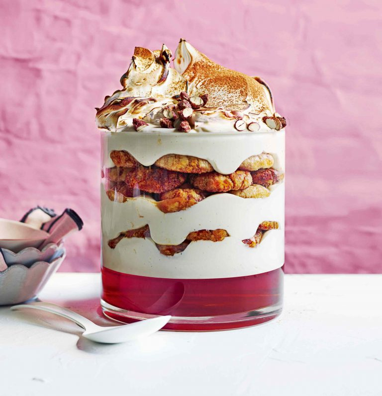 Italiaanse trifle - delicious