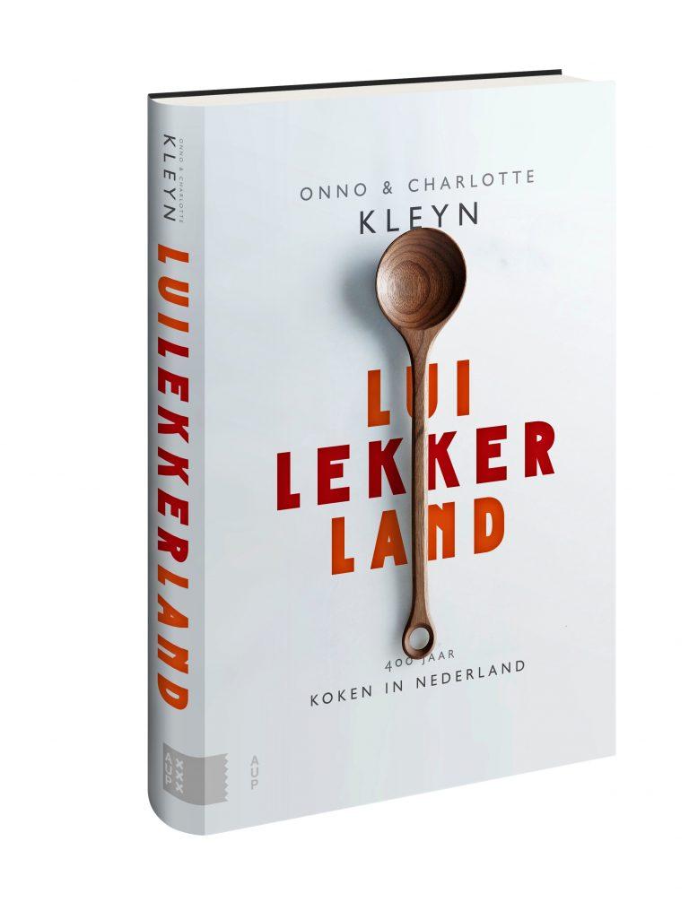 WIN: 5x het kookboek: Luilekkerland, 400 jaar koken in Nederland