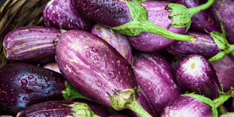 10 dingen die je nog niet wist over je lievelingsgroente aubergine
