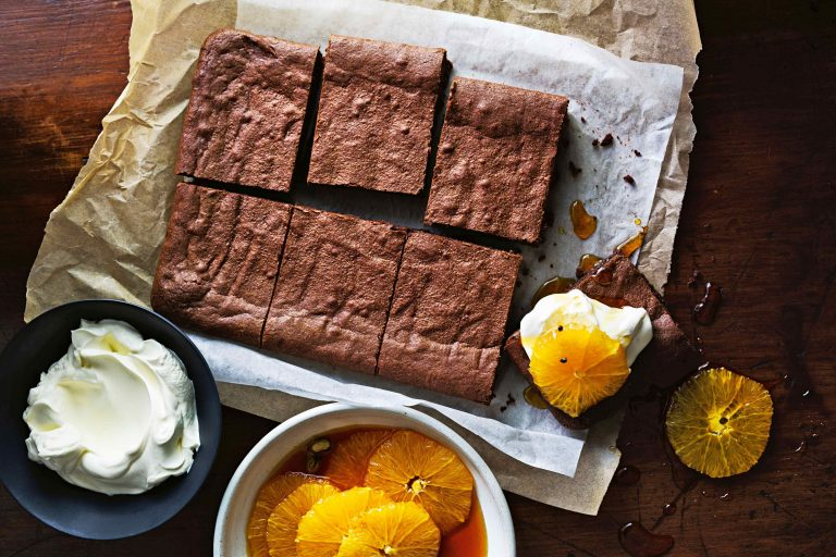 chai-brownies-delicious