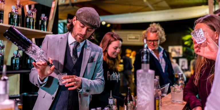 Gin-liefhebbers opgelet: het Gin Festival is dit jaar grootser dan ooit