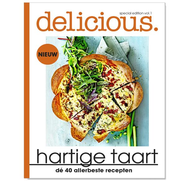 delicious. special edition 1 – hartige taart