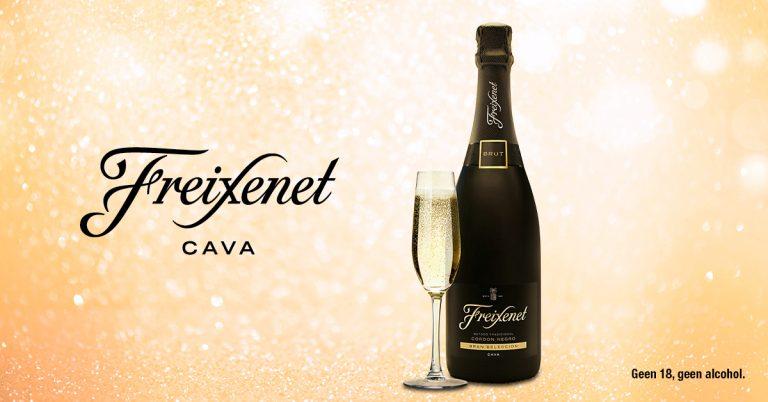 Bubbelliefhebbers opgelet: WIN 10x Freixenet Cava-pakket