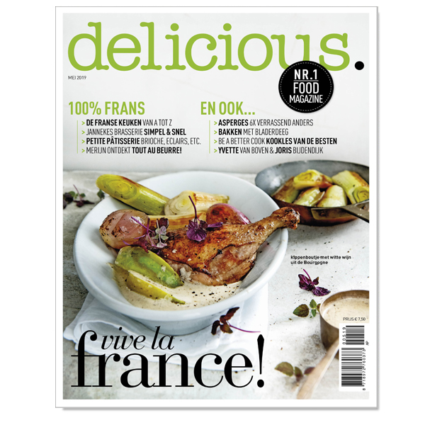 delicious. editie 5 - mei 2019 Losse edities