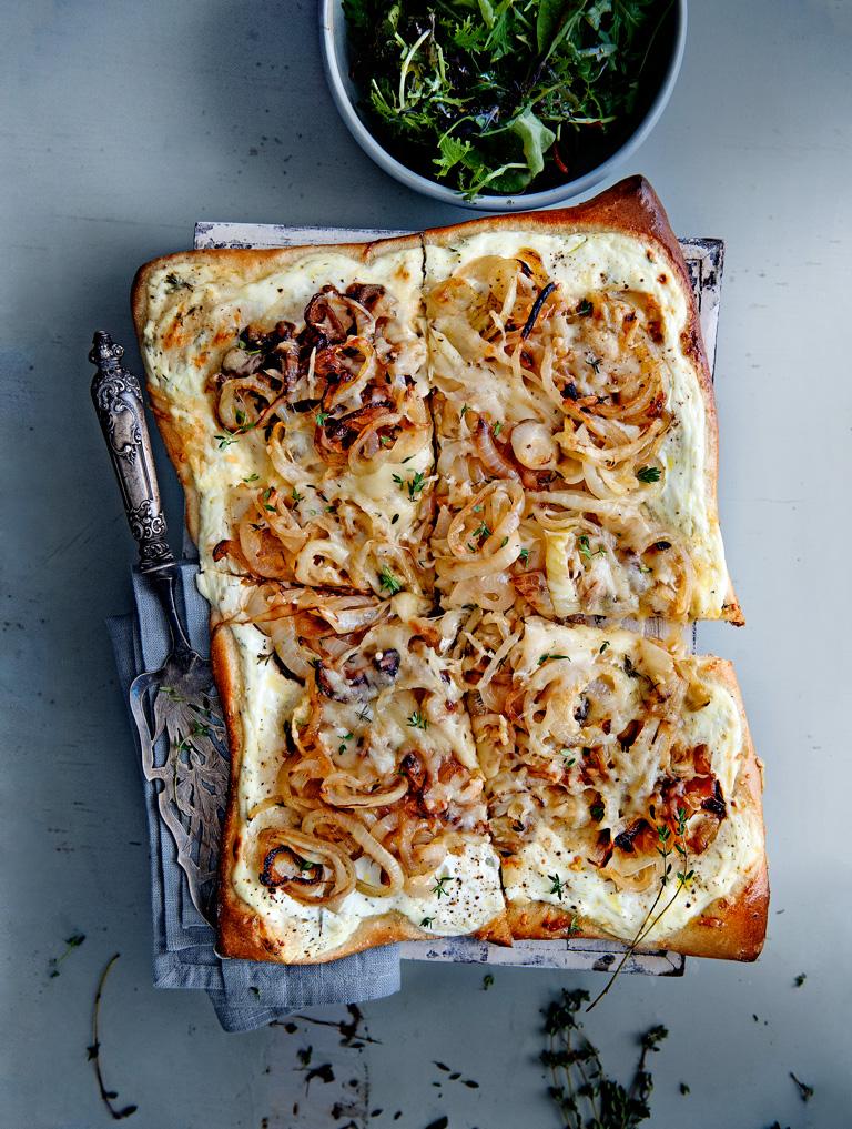 tarte-flambée | delicious