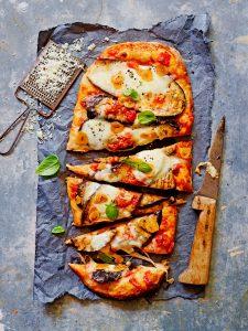 pizza parmigiana - delicious