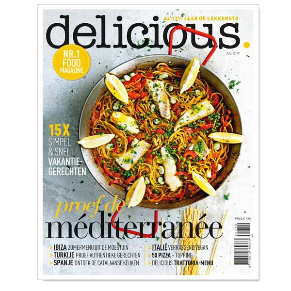 delicious. editie 7 – juli 2019