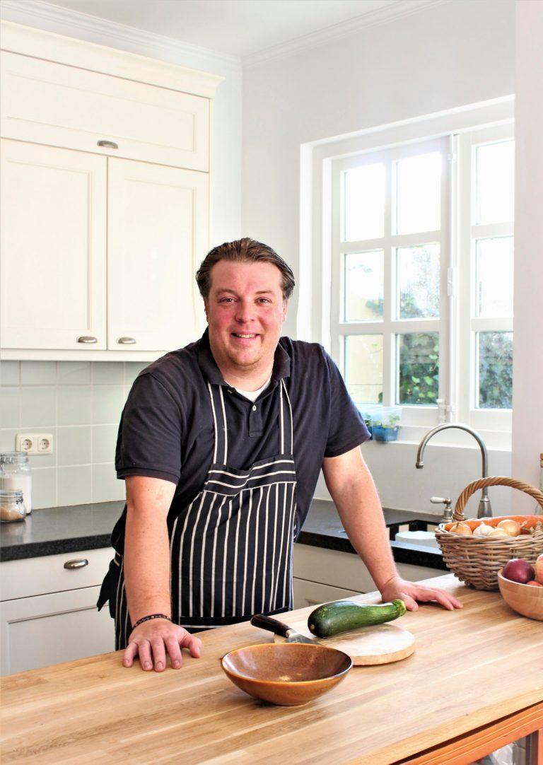 Column Frederick: 'Als ik de wereld kon verbeteren met koken, dan…'
