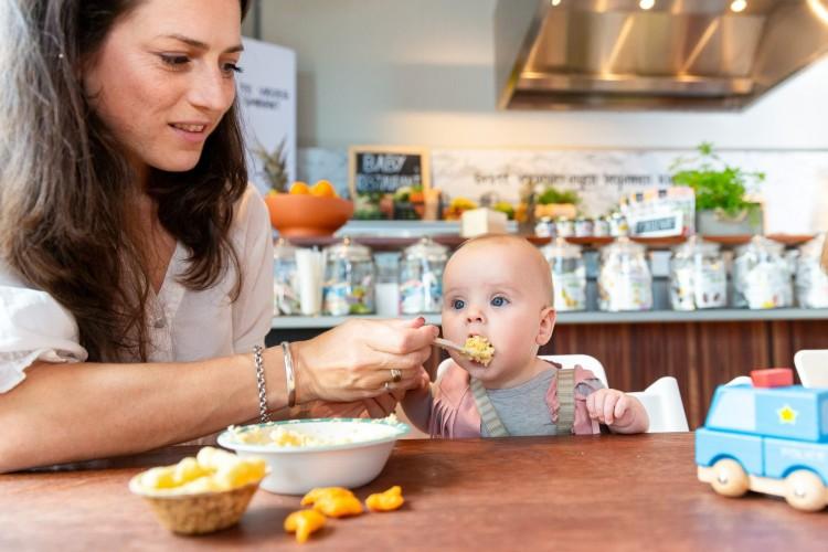 Foodhallen Rotterdam opent Babyrestaurant