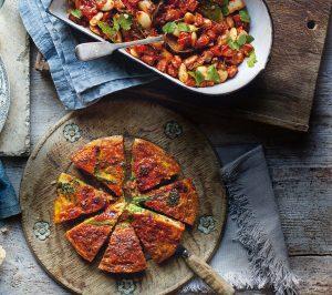 frittata chorizo - delicious