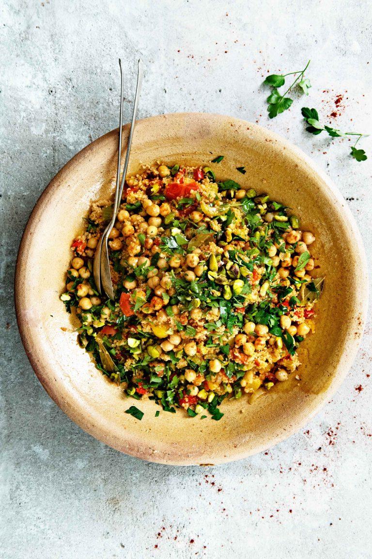 Couscous vegetariana - delicious