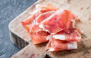 Spaanse ham - delicious