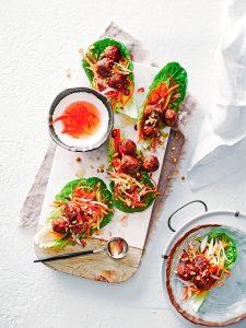 vietnamese gehaktballetjes - delicious