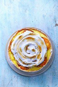 Ananas-meringuetaart dosia - delicious