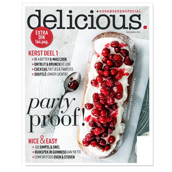 delicious. editie 11 – november 2019
