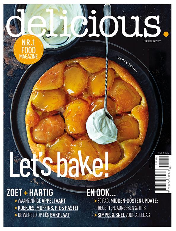 delicious. editie 10 – oktober 2019