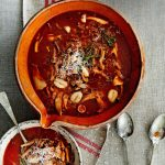 paddenstoelenminestrone - delicious