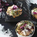 vegan lasagne paddenstoelen miso - delicious