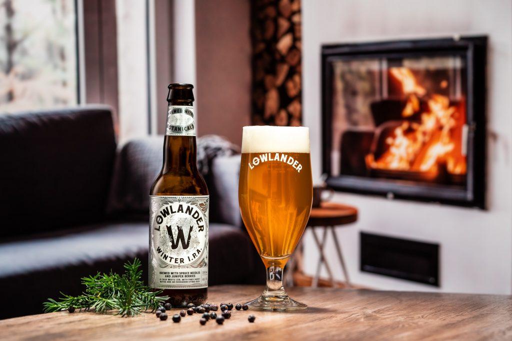 Lowlander Botanical Beers - delicious