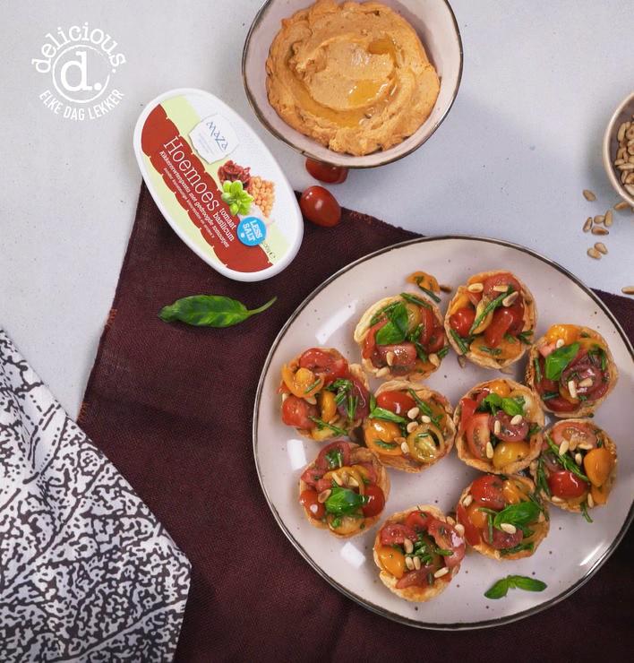 Maza-tomatentaartjes-hoemoeslesssalt