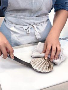 coquilles openmaken stap 2 - delicious