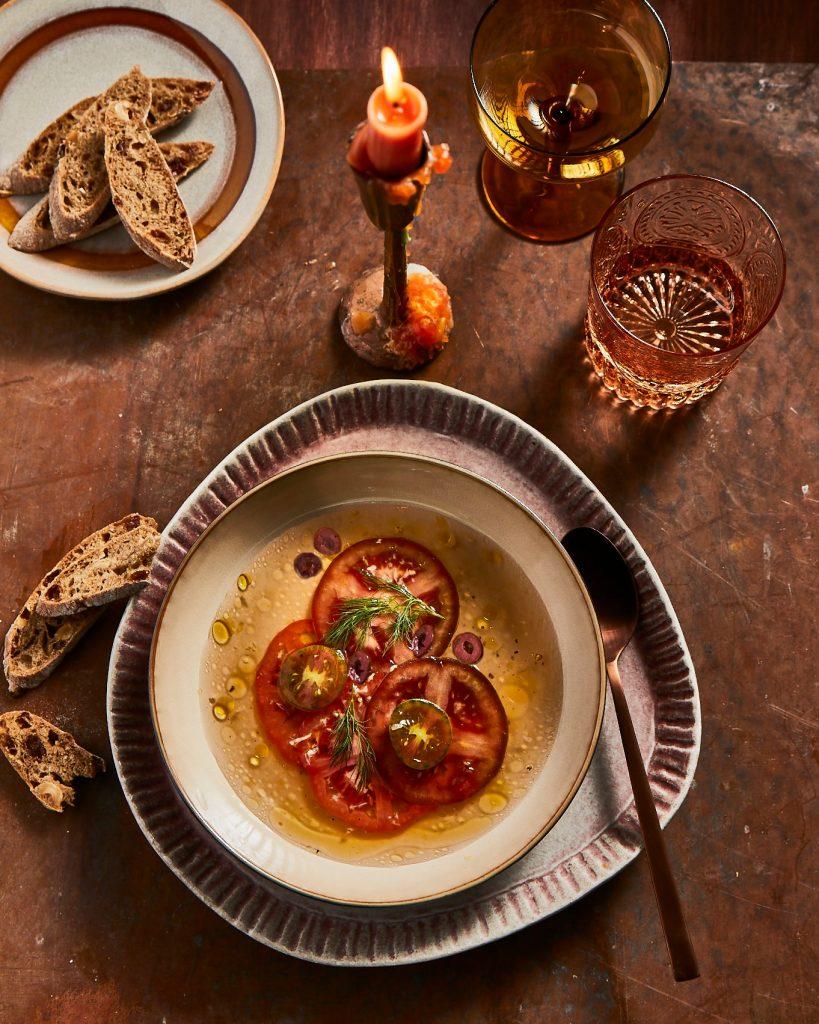 heldere tomatensoep - delicious