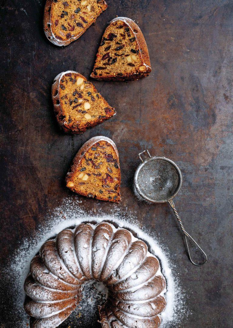 engelse fruitcake rutger - delicious